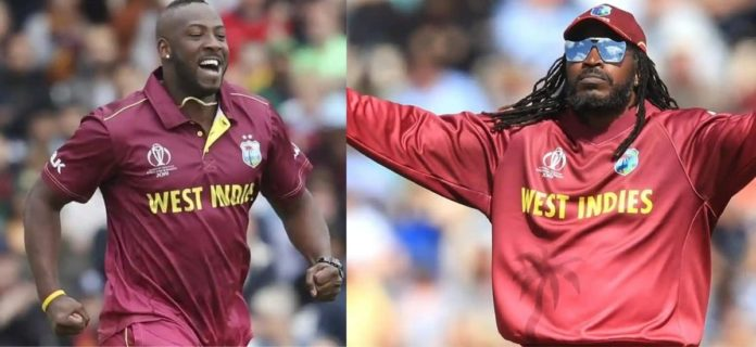 Andre Russell And Chris Gayle Recalled By West Indies For the First Two T20I Matches Against South Africa